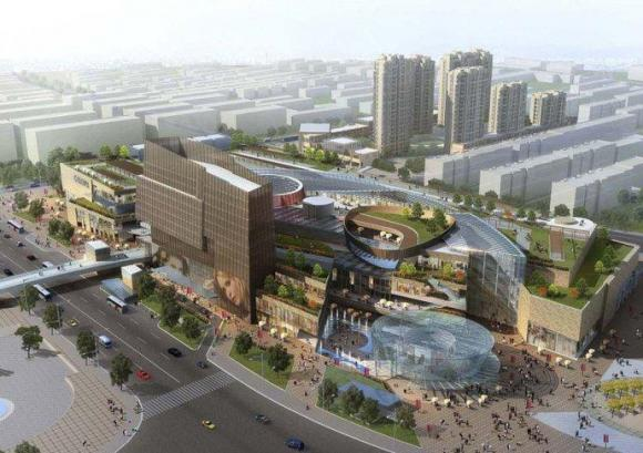 Shandong Qingdao: wei east, joy city